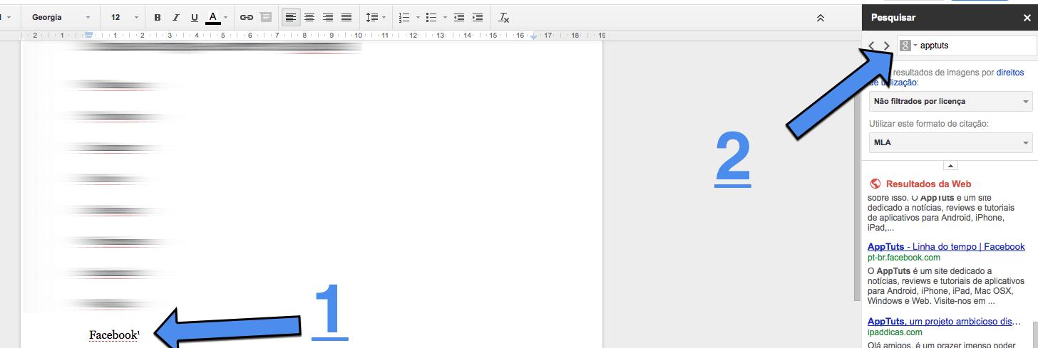 segredos do Google Drive Pesquisar