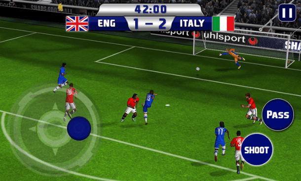 Real Football 2014 Brazil para Android