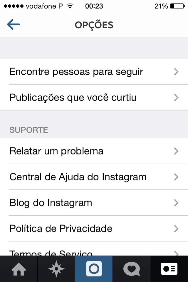 truques e dicas para Instagram Encontrar pessoas