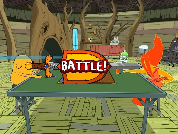 Adventure Time Card Wars para Android