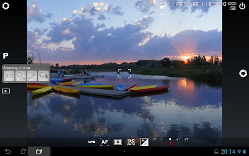 melhorar câmera do Android Camera FV 5