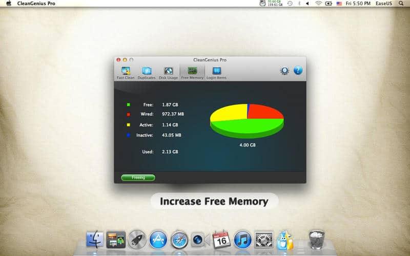 remover aplicativos no Mac CleanGenius