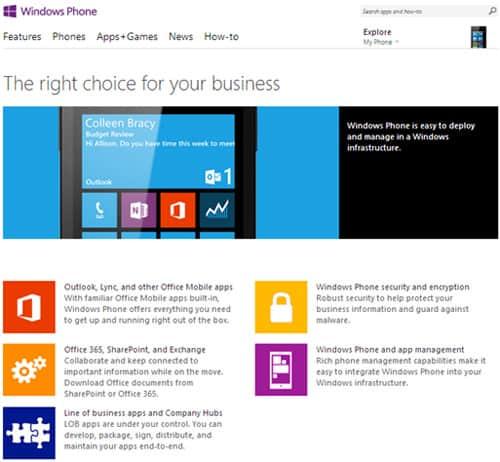 Windows Phone faz melhor Integração com o OneDrive