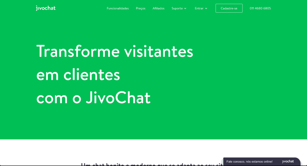 chat online para ecommerce