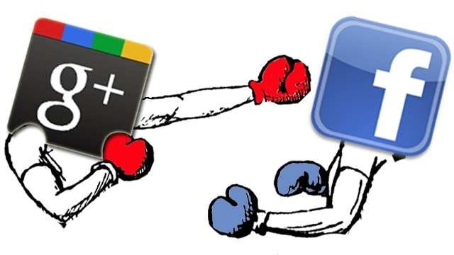 promover eventos Plus vs Facebook