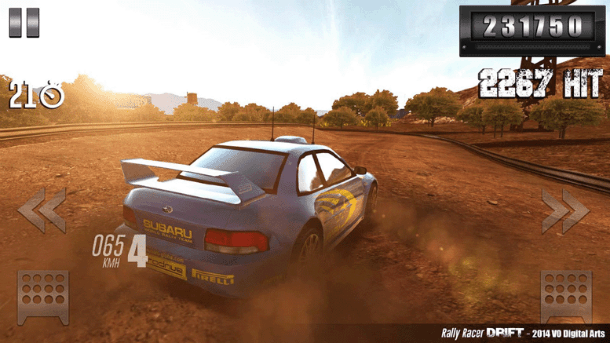 Rally Racer Drift para Android