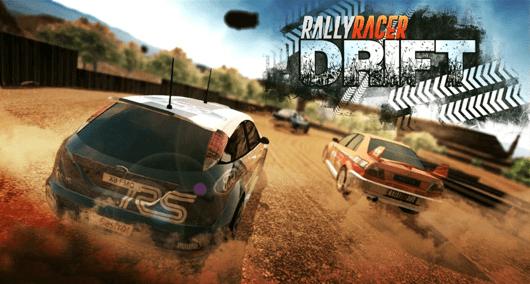 Rally Racer Drift como jogar