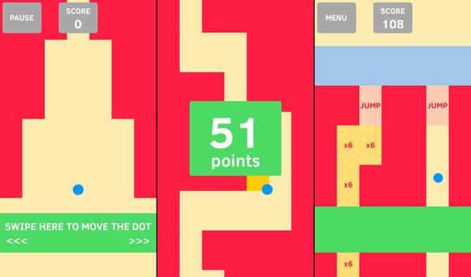 jogos minimalistas The Line