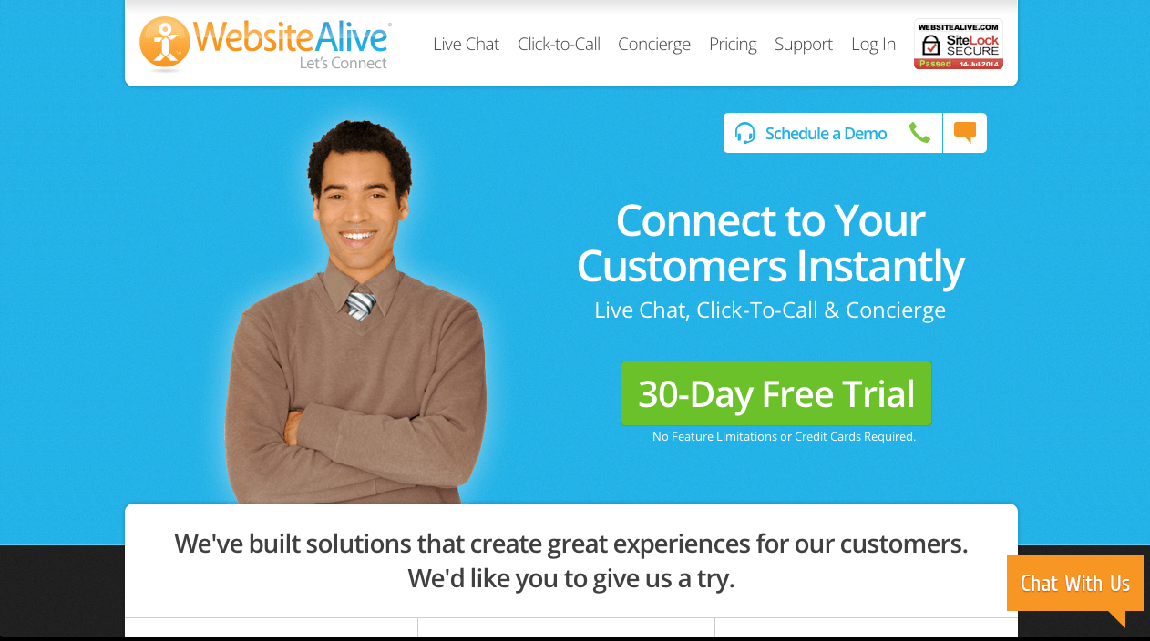 Website Alive