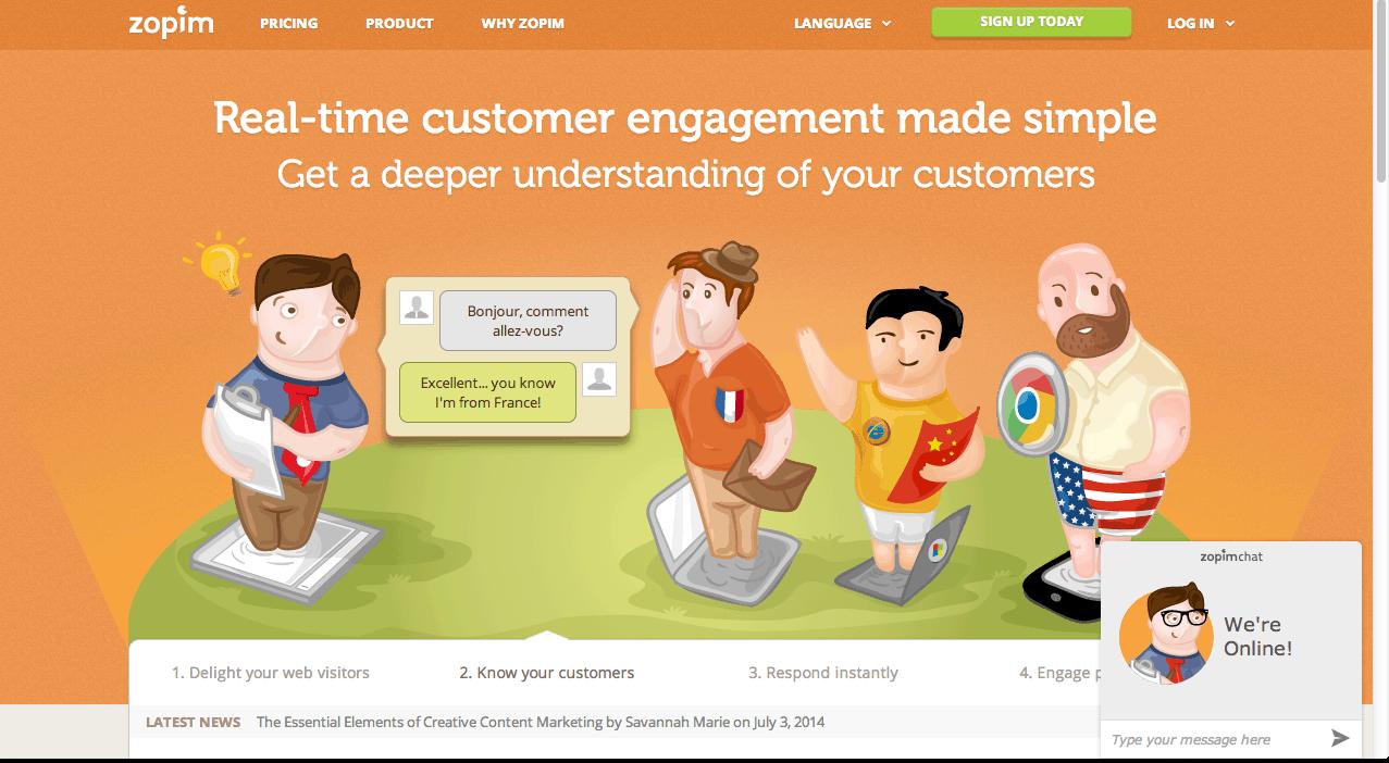 chat com web melhores sites