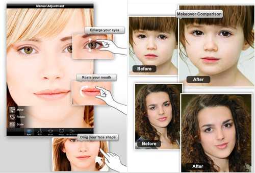 fotografias photo makeover