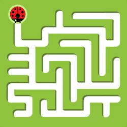 Maze King – Saia de labirintos no seu Android