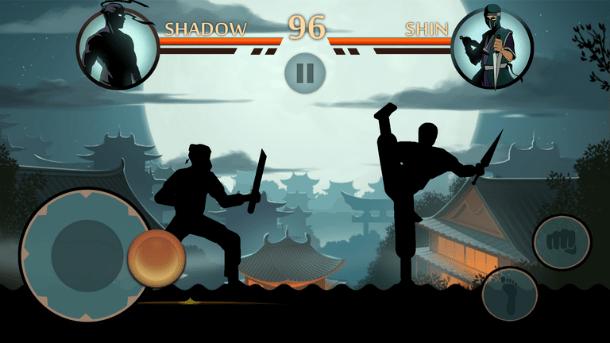 Shadow Fight 2 como jogar