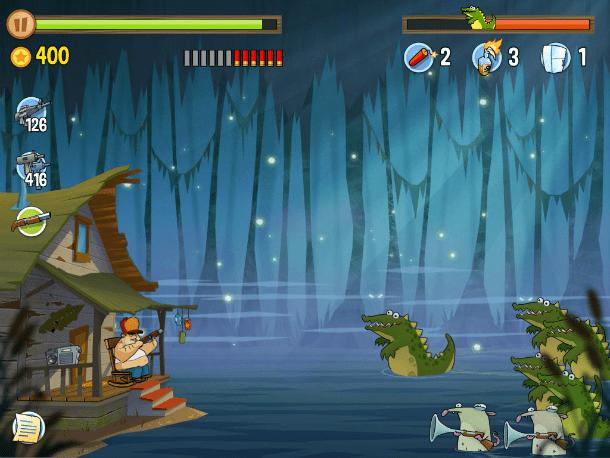 Swamp Attack como baixar