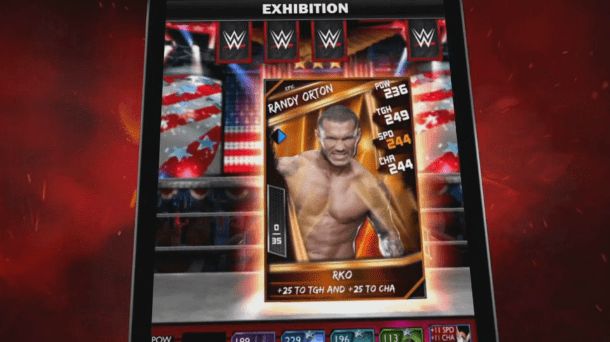 WWE Supercard para Android