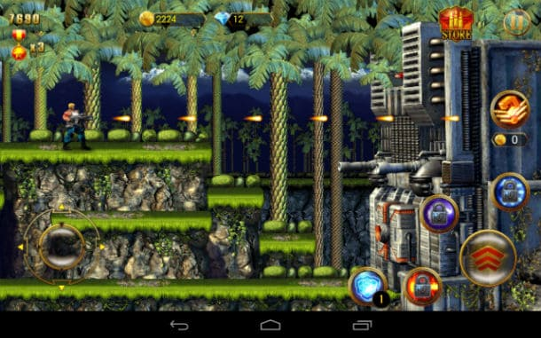Contra Evolution para Android