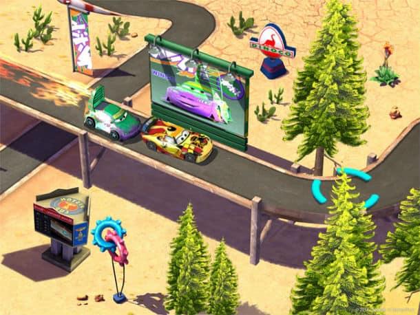 carros - rápidos como relâmpago jogo