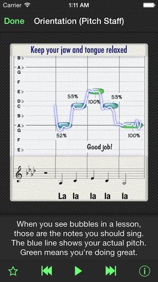 treinar a sua voz Erol Singer