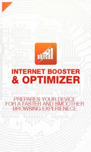 velocidade da internet Internet Boost & Optimizer