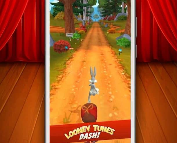 Looney Tunes Dash para iPhone