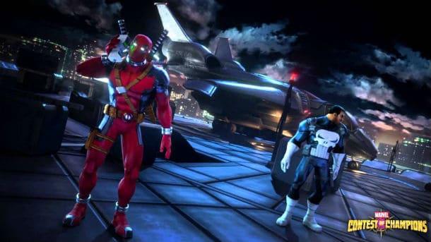 Marvel Torneio de Campeoes como jogar