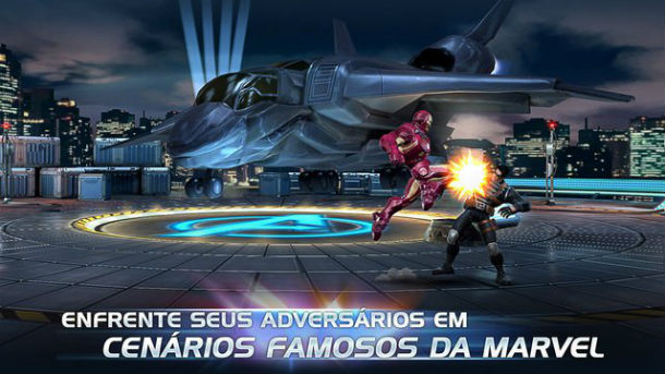 Marvel Torneio de Campeoes para Android