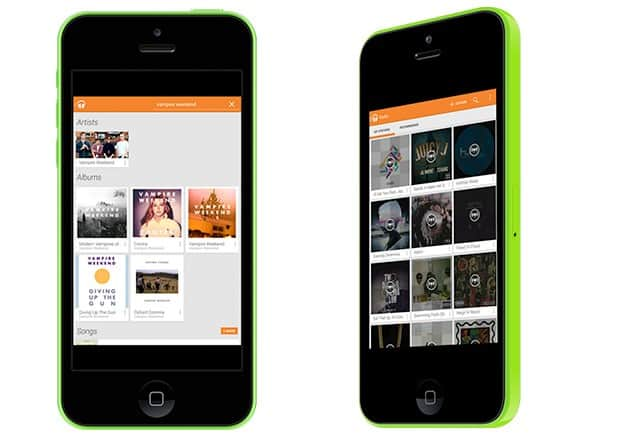Google Play Music music download apps