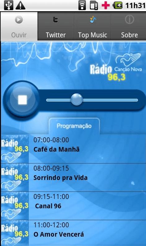Canção Nova FM Rádio