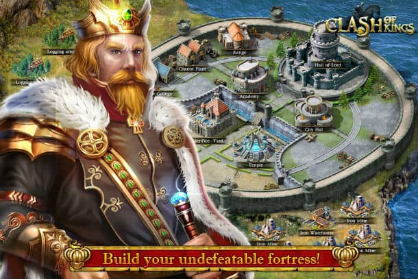 Clash of Kings para Android