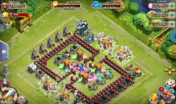 Embate do Castelo jogo download