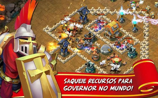 Embate no Castelo android