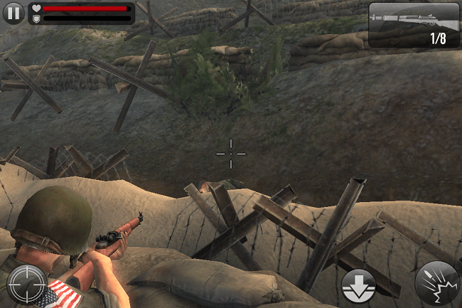 Frontline Commado 2 jogos de tiro grátis
