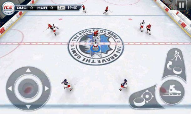 Ice Hockey 3D para Android