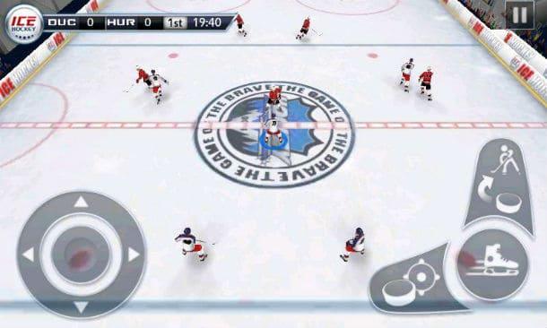 Ice Hockey 3D para Android