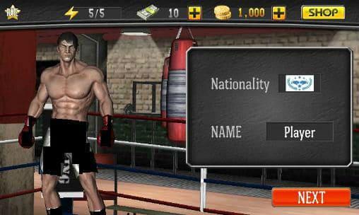 Punch Boxing para Android