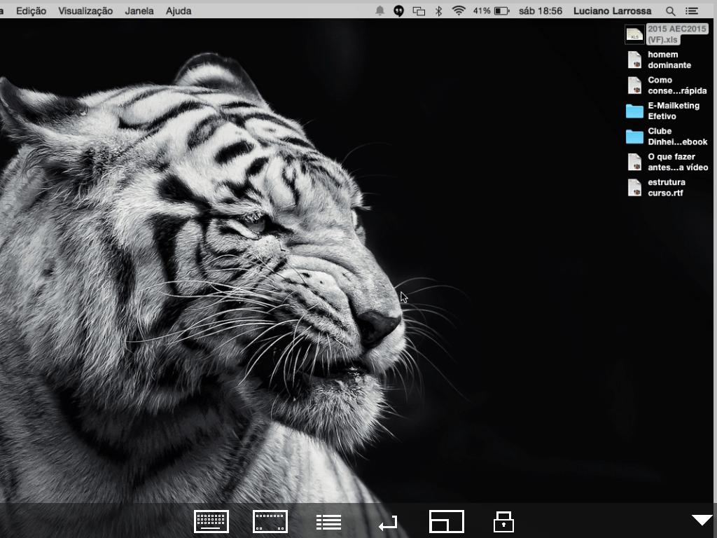 Acessar remotamente o Mac passo 7