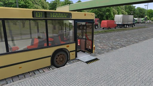 Bus Simulator 2015 para iPhone