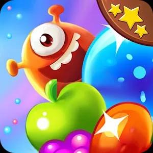 Jolly Jam – Puzzle colorido para Android, iPad e iPhone