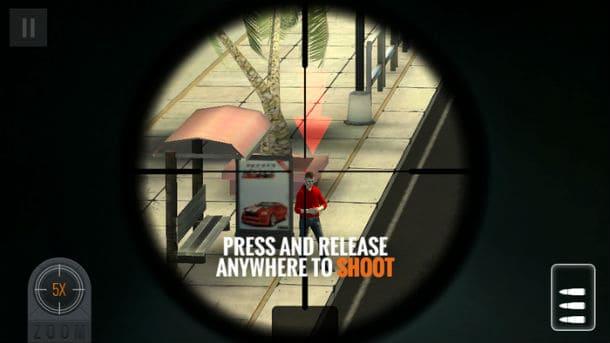Sniper 3D Assassin para Android