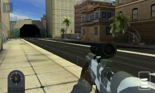 Sniper 3D Assassin para iPhone