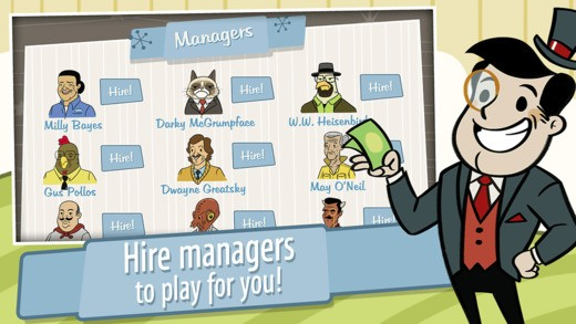 Adventure Capitalist para iPhone