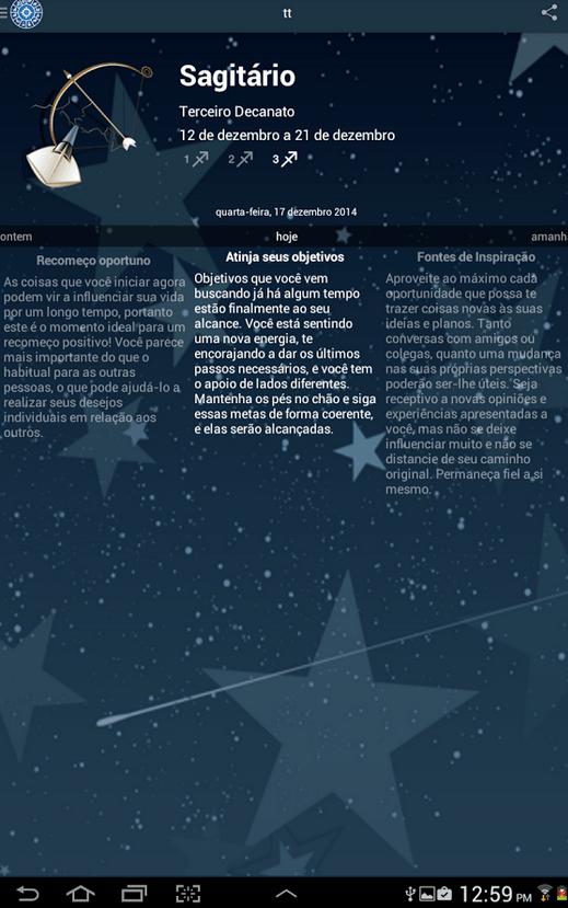 Meu Horoscopo para Android