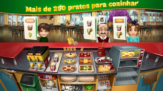 Cooking Fever para Android download