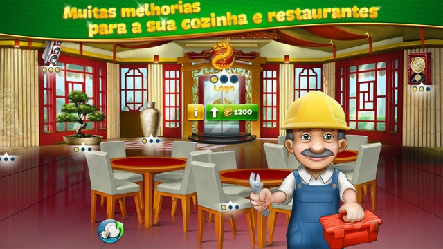 Cooking Fever para iPhone download