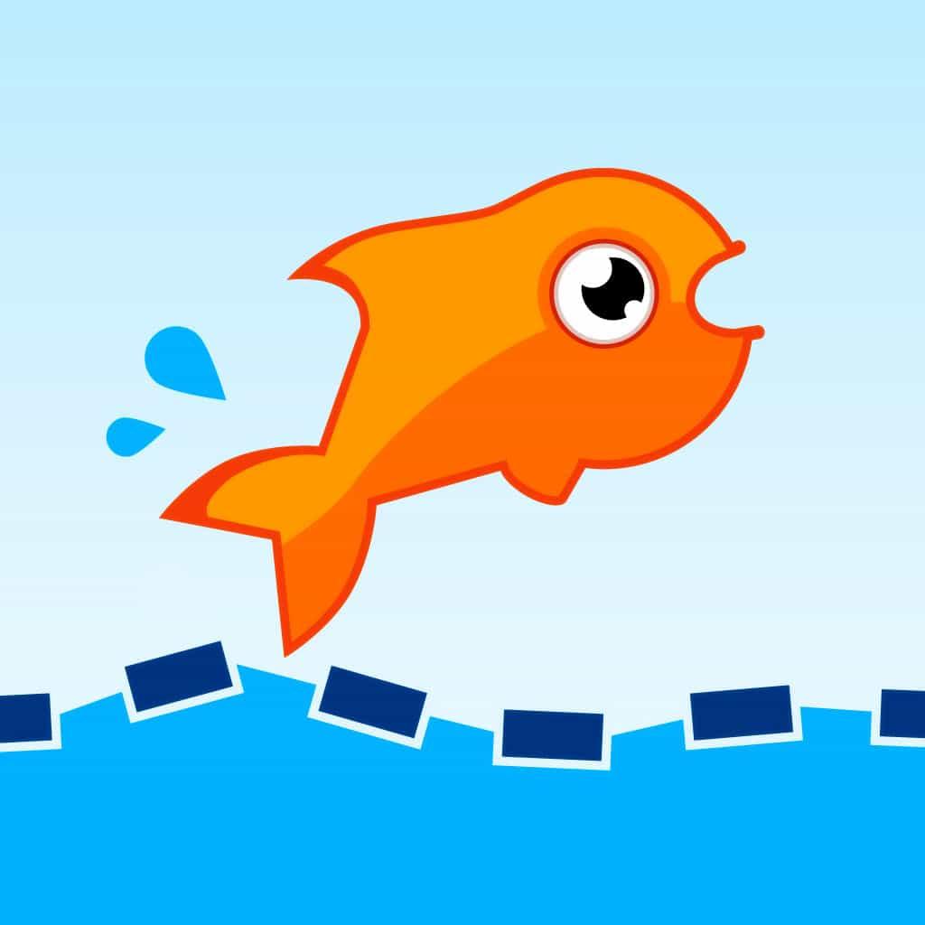 Jumping Fish para iPad