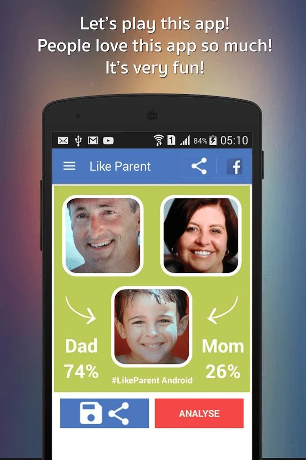 Like Parent para iPad