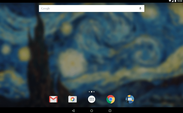 Muzei Live Wallpaper para Android