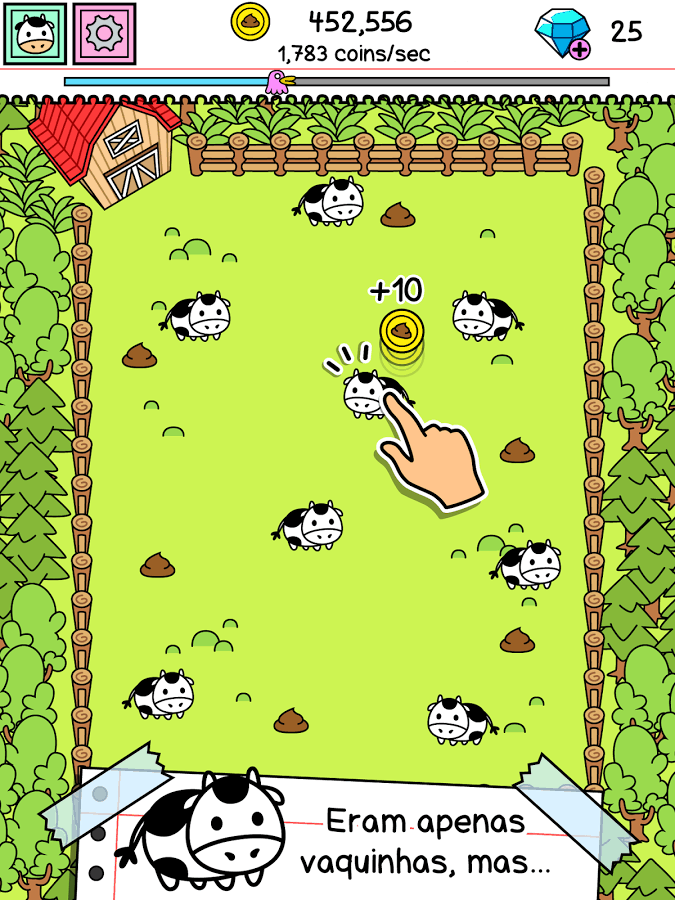 Cow Evolution para Android