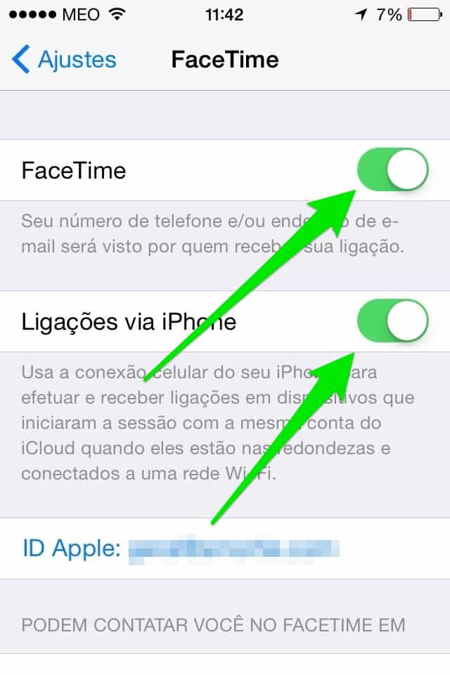 editar_as_preferências_no_FaceTime