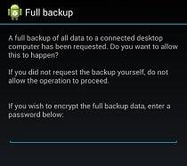 Ultimate-Backup para Android